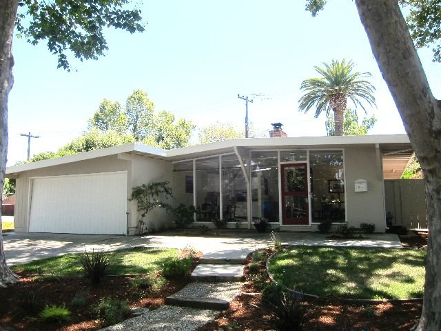 Mid century mackay homes deserve respect eichler network for Tract home builders