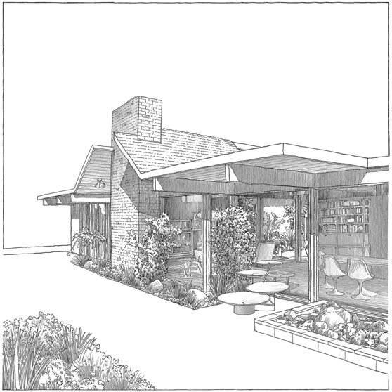 Eichler Drawing