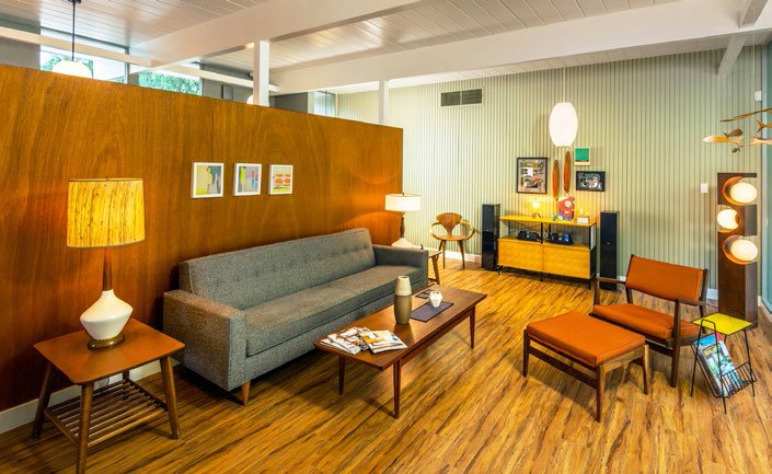 Have Plywood Panels Lost Their Allure Eichler Network