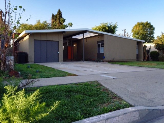 Eichler Homes Pictures in fullerton, 'eichlers' aren't really eichlers | eichler network