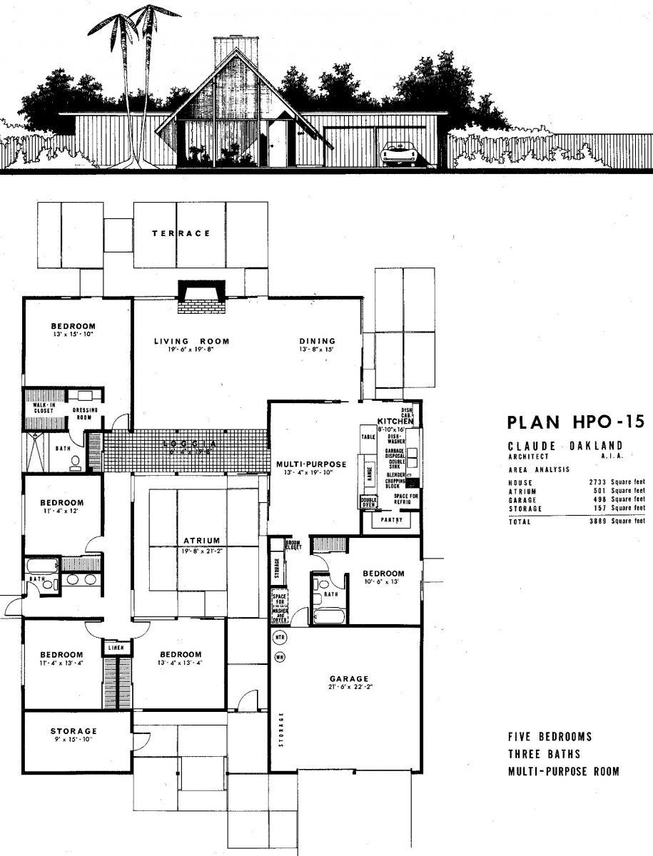100 Adair Home Floor Plans Extraordinary Hiline