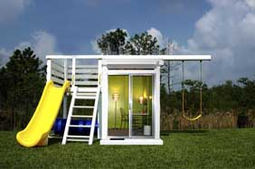 playhouse plans modern