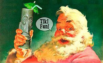 Santa Tiki
