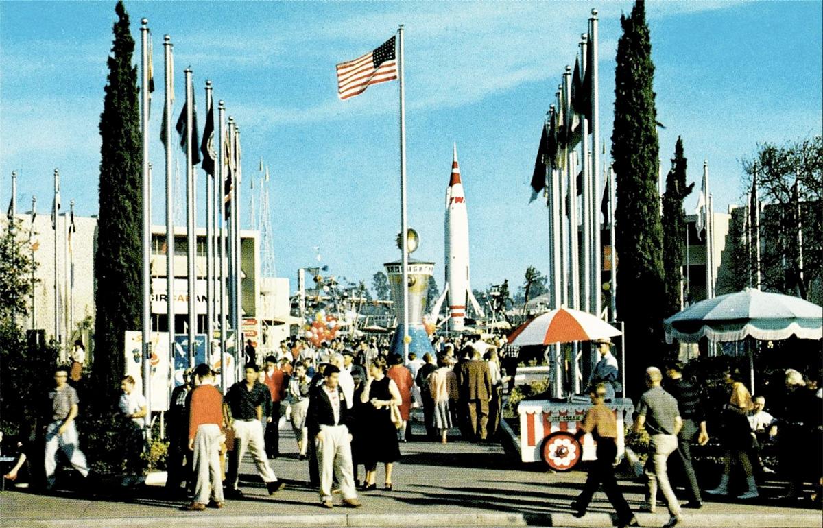 Disney's Mid-Century Modern