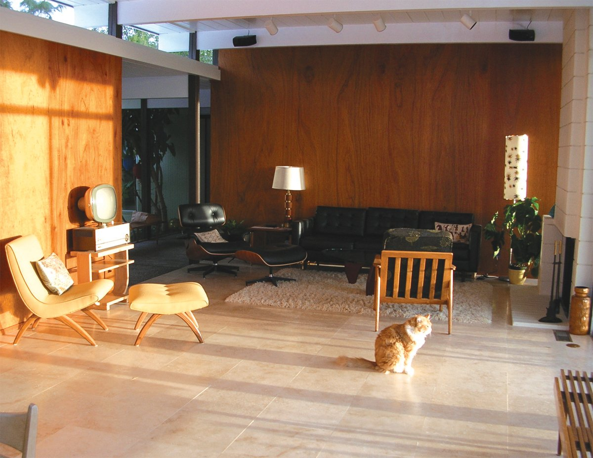 Flooring It S Only Natural Eichler