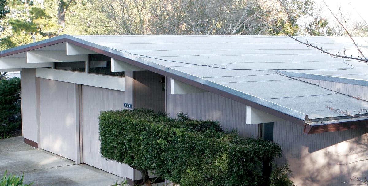 Mid Century Modern Roof Materials Zef Jam