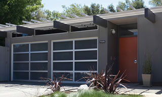 Northwestu0027s u0027Modern Classicu0027 door installed in Marinwood by Northgate Garage Doors. & First Impressions Simple Statements - Page 5 | Eichler Network