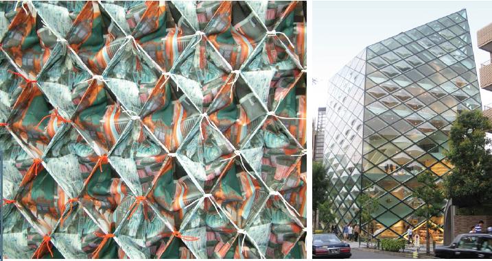 Architecture in Fabric