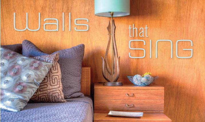 Walls that Sing