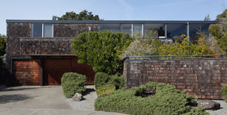 Eichler two-story at Marin's Strawberry Point