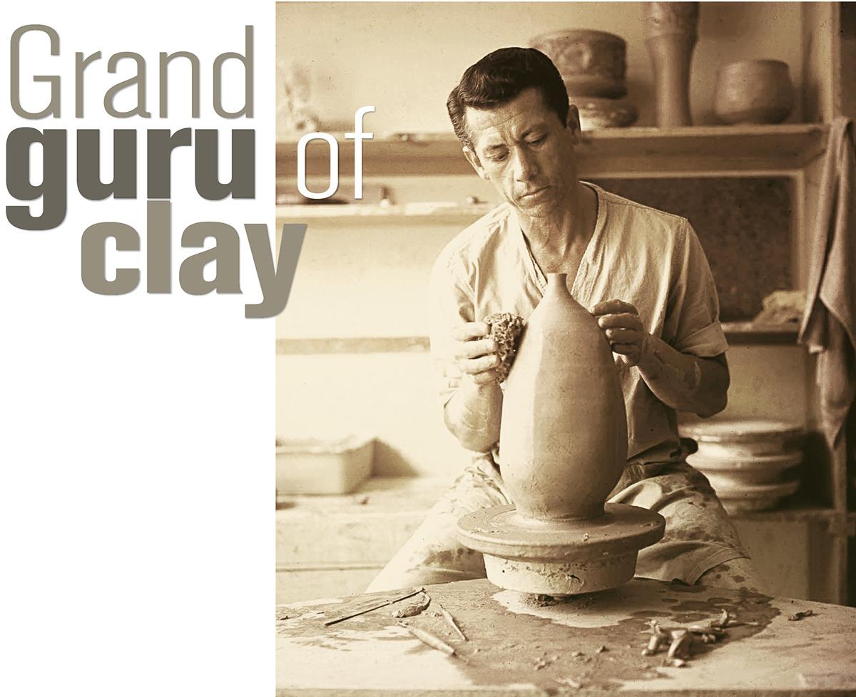 Grand Guru of Clay