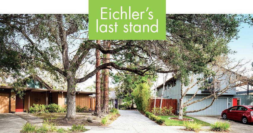 Eichler's Last Stand