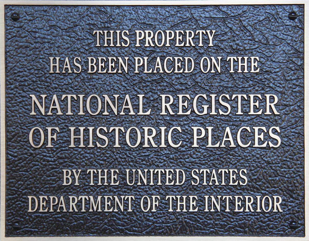 National Register No-show