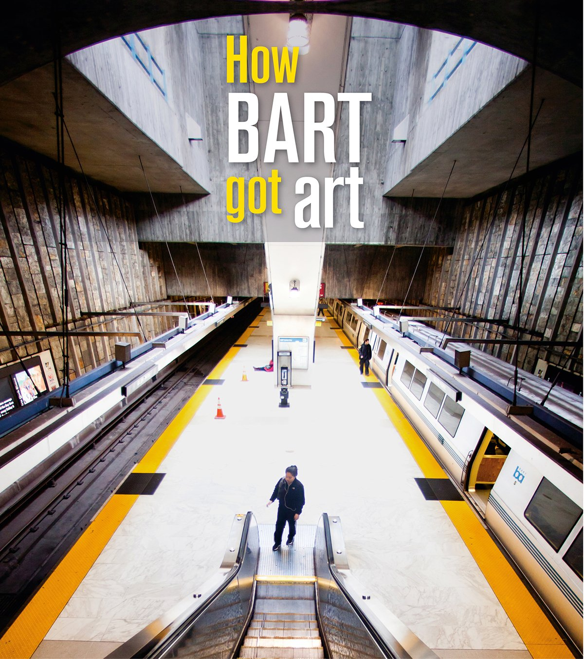 How BART Got Art