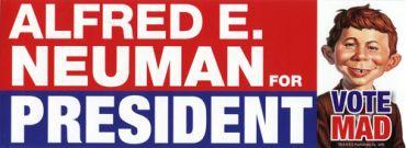 Neuman for Pres