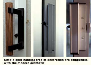 door handles & Sliding Glass Doors - Page 2 | Eichler Network