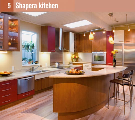 shapera kitchen