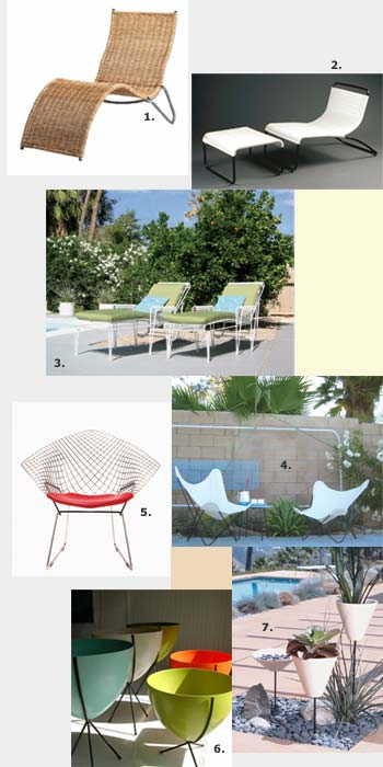 patio furniture examples