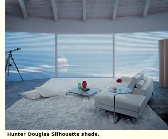 hunter douglassilhouette shade