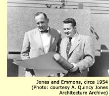 jones and emmons circa 1954