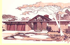 rummer house drawing