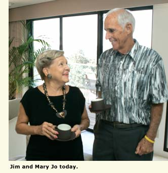 Jim and Mary Jo today