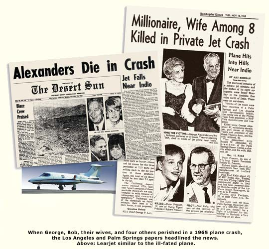 newspaper articles about the crash