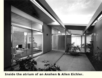 anshen and allen atrium