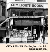 city lights book store