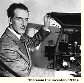 theremin the inventor