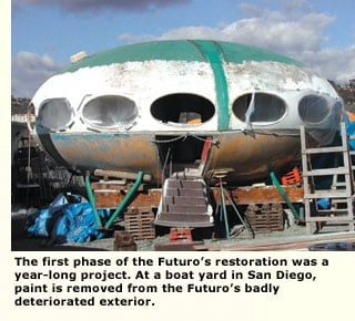 futuro in need of tlc