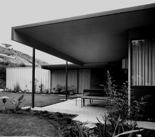 perlin steel house