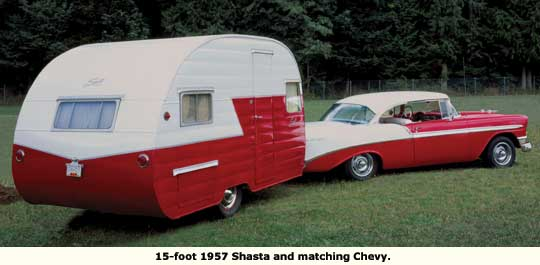 shasta and chevy
