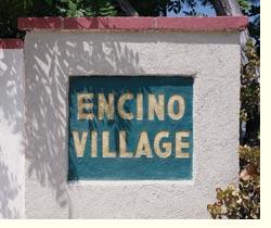 encino village signencino village
