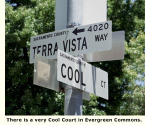 cool court street sign
