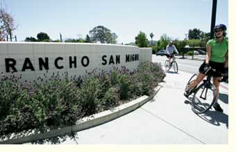 rancho san miguel entrance